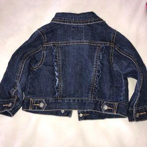 1989 Place Jackets & Coats - NWOT Girls Children's 1989 Place Denim Jacket
